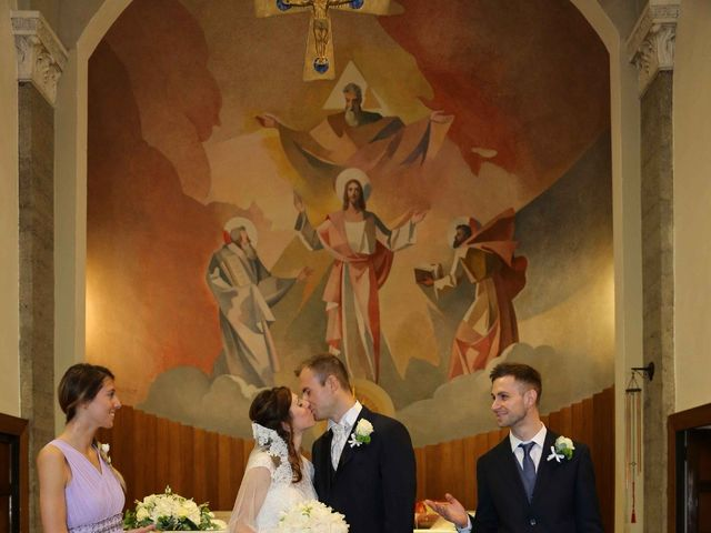 Il matrimonio di Gianmarco e Elisa a Concorezzo, Monza e Brianza 44