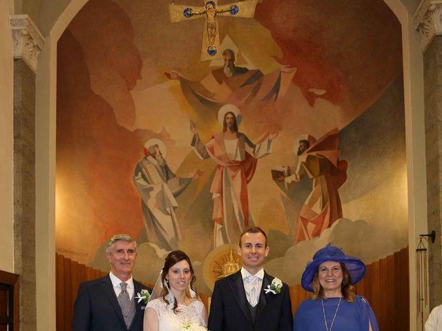 Il matrimonio di Gianmarco e Elisa a Concorezzo, Monza e Brianza 45