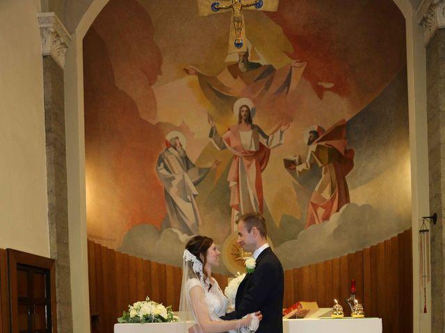 Il matrimonio di Gianmarco e Elisa a Concorezzo, Monza e Brianza 47