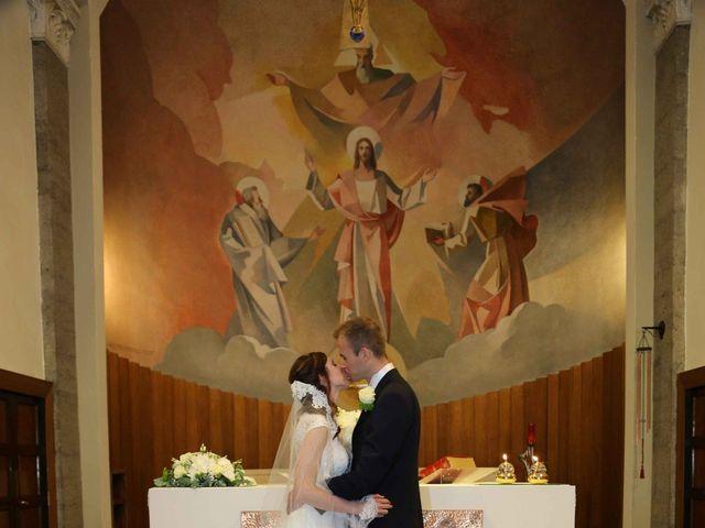 Il matrimonio di Gianmarco e Elisa a Concorezzo, Monza e Brianza 48