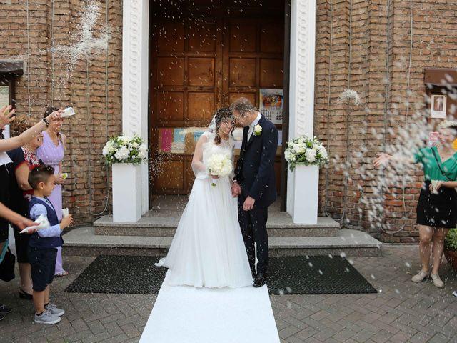 Il matrimonio di Gianmarco e Elisa a Concorezzo, Monza e Brianza 49
