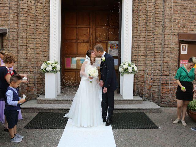 Il matrimonio di Gianmarco e Elisa a Concorezzo, Monza e Brianza 50