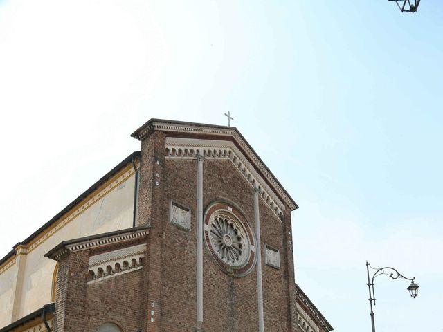Il matrimonio di Gianmarco e Elisa a Concorezzo, Monza e Brianza 51