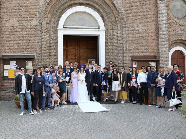 Il matrimonio di Gianmarco e Elisa a Concorezzo, Monza e Brianza 52