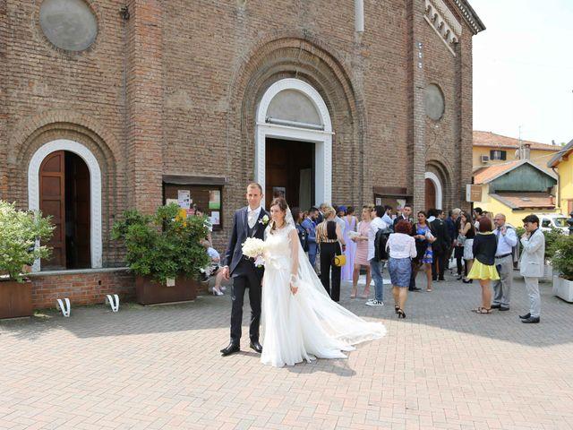 Il matrimonio di Gianmarco e Elisa a Concorezzo, Monza e Brianza 53