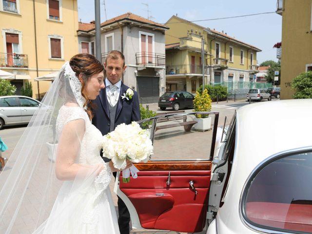 Il matrimonio di Gianmarco e Elisa a Concorezzo, Monza e Brianza 54