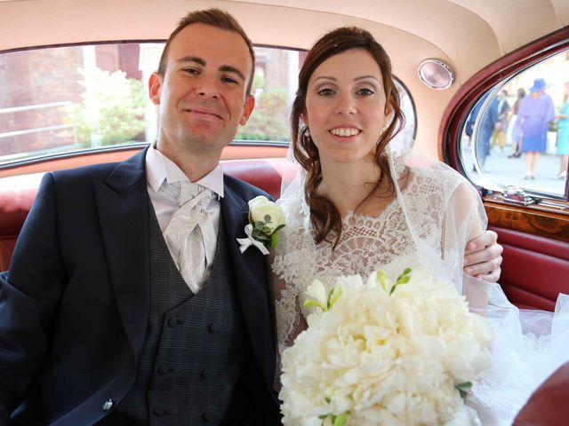 Il matrimonio di Gianmarco e Elisa a Concorezzo, Monza e Brianza 55