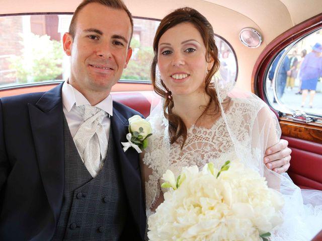 Il matrimonio di Gianmarco e Elisa a Concorezzo, Monza e Brianza 56