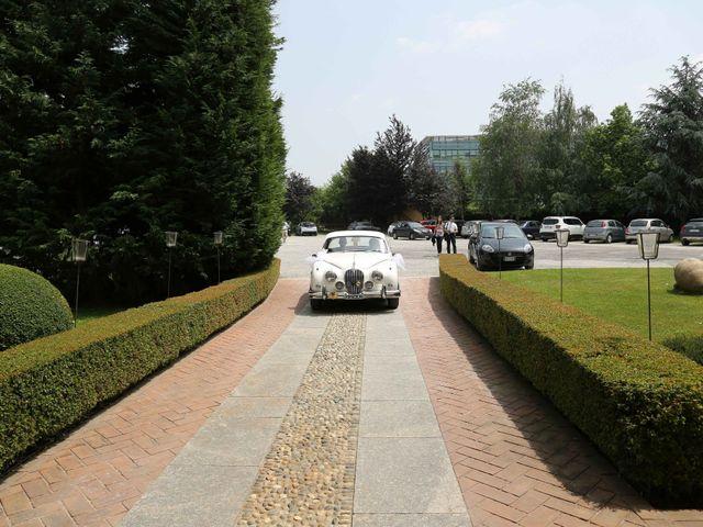 Il matrimonio di Gianmarco e Elisa a Concorezzo, Monza e Brianza 59