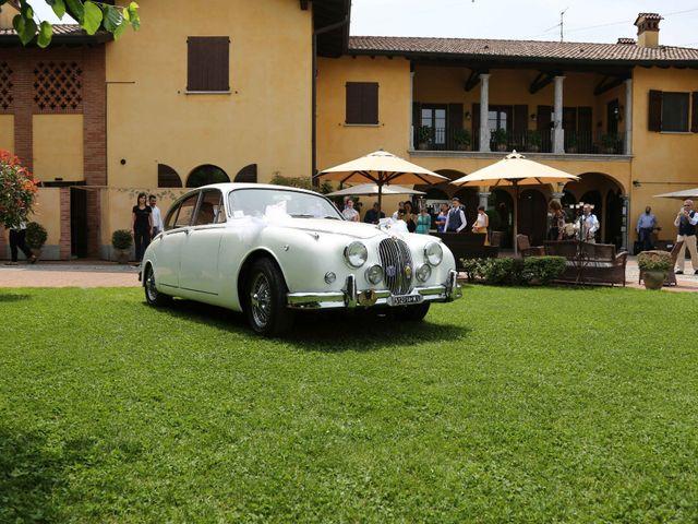 Il matrimonio di Gianmarco e Elisa a Concorezzo, Monza e Brianza 60