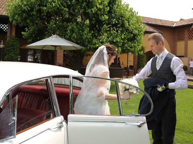 Il matrimonio di Gianmarco e Elisa a Concorezzo, Monza e Brianza 61