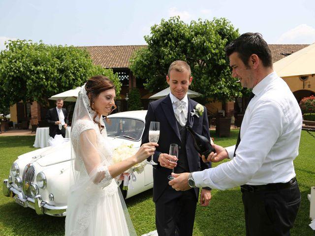 Il matrimonio di Gianmarco e Elisa a Concorezzo, Monza e Brianza 62