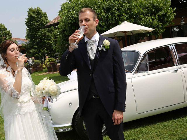 Il matrimonio di Gianmarco e Elisa a Concorezzo, Monza e Brianza 63