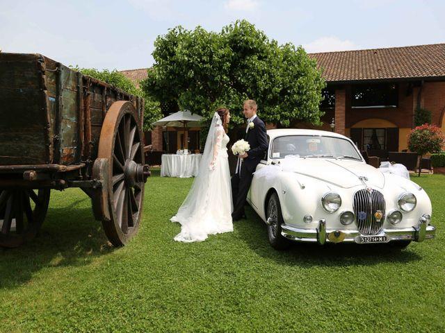 Il matrimonio di Gianmarco e Elisa a Concorezzo, Monza e Brianza 64