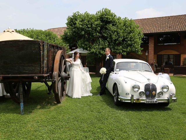 Il matrimonio di Gianmarco e Elisa a Concorezzo, Monza e Brianza 65