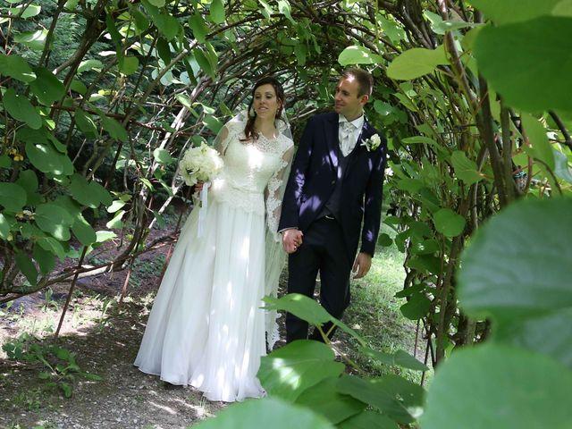 Il matrimonio di Gianmarco e Elisa a Concorezzo, Monza e Brianza 67