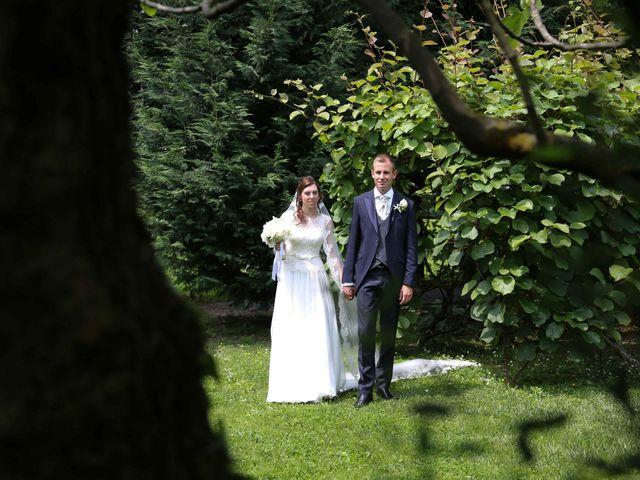 Il matrimonio di Gianmarco e Elisa a Concorezzo, Monza e Brianza 68