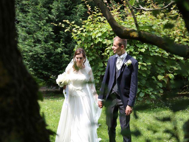 Il matrimonio di Gianmarco e Elisa a Concorezzo, Monza e Brianza 69
