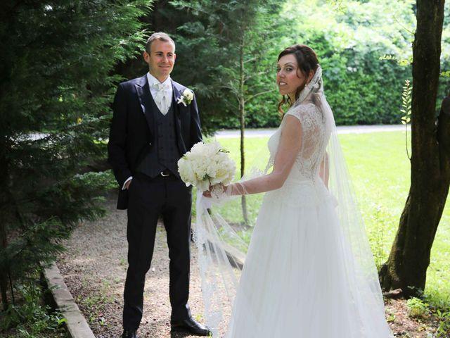 Il matrimonio di Gianmarco e Elisa a Concorezzo, Monza e Brianza 70