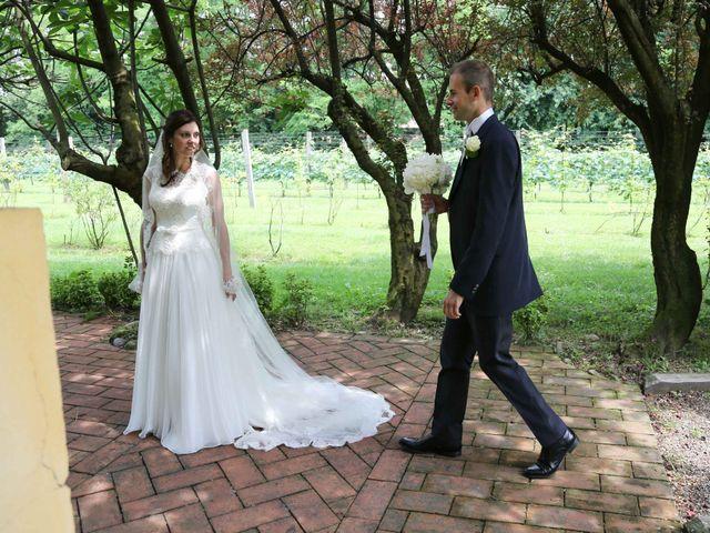 Il matrimonio di Gianmarco e Elisa a Concorezzo, Monza e Brianza 72