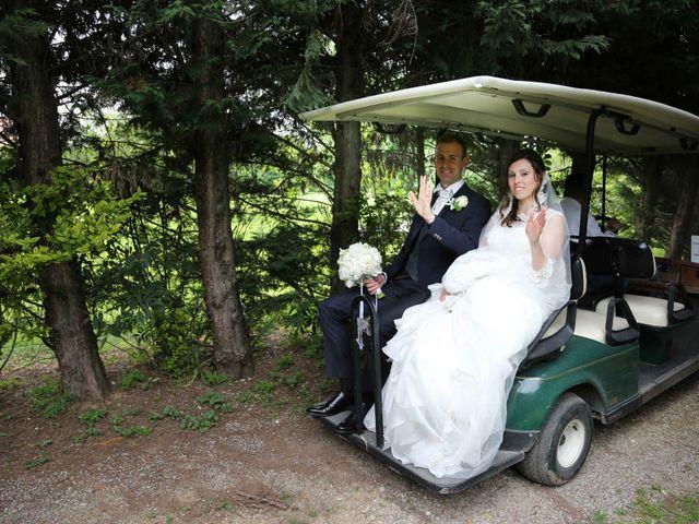 Il matrimonio di Gianmarco e Elisa a Concorezzo, Monza e Brianza 73