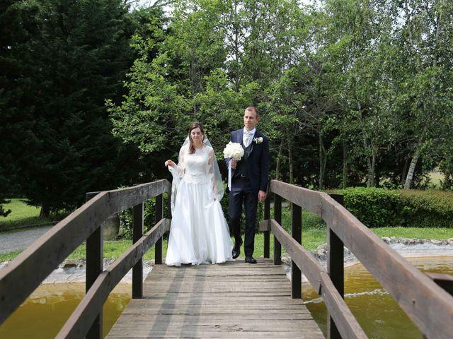 Il matrimonio di Gianmarco e Elisa a Concorezzo, Monza e Brianza 74