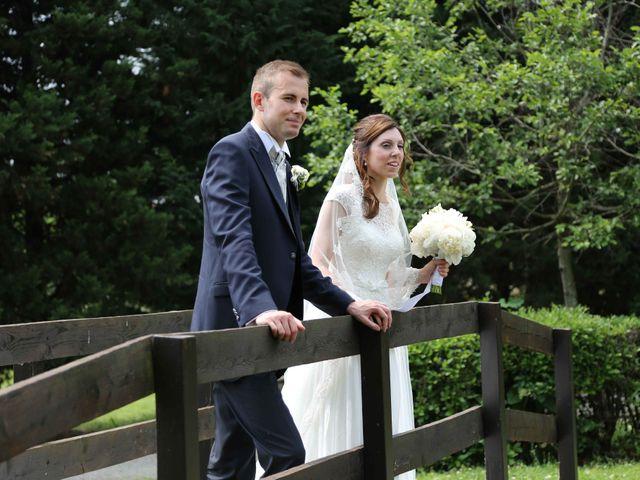 Il matrimonio di Gianmarco e Elisa a Concorezzo, Monza e Brianza 76