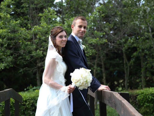 Il matrimonio di Gianmarco e Elisa a Concorezzo, Monza e Brianza 77