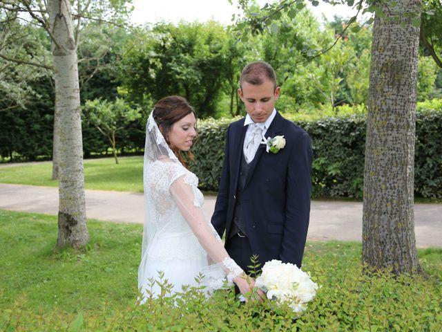 Il matrimonio di Gianmarco e Elisa a Concorezzo, Monza e Brianza 79