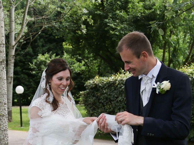 Il matrimonio di Gianmarco e Elisa a Concorezzo, Monza e Brianza 80