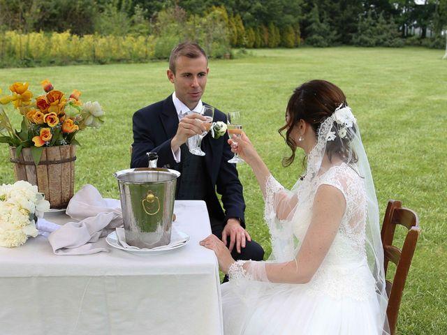 Il matrimonio di Gianmarco e Elisa a Concorezzo, Monza e Brianza 82