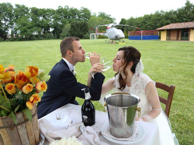 Il matrimonio di Gianmarco e Elisa a Concorezzo, Monza e Brianza 83