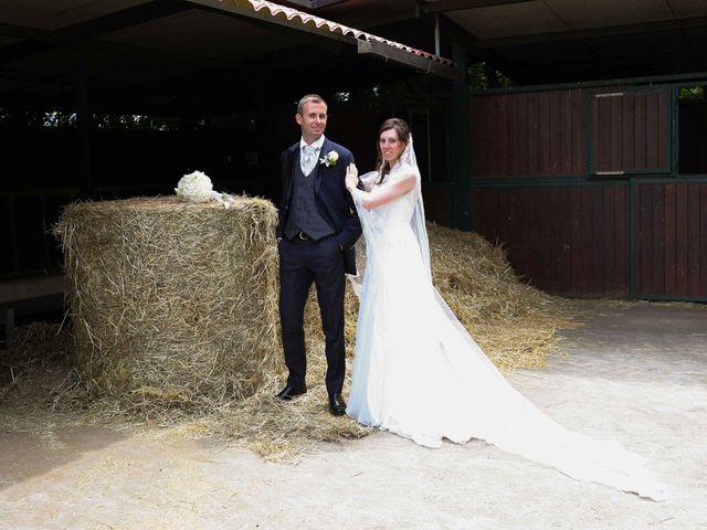 Il matrimonio di Gianmarco e Elisa a Concorezzo, Monza e Brianza 84