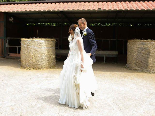 Il matrimonio di Gianmarco e Elisa a Concorezzo, Monza e Brianza 85