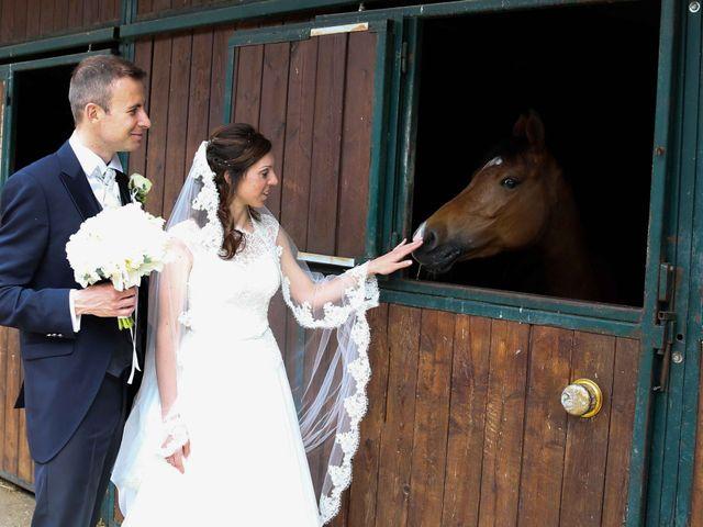 Il matrimonio di Gianmarco e Elisa a Concorezzo, Monza e Brianza 86