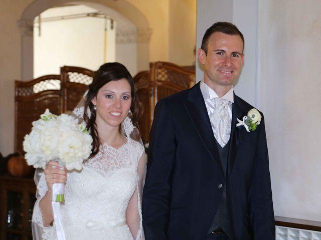 Il matrimonio di Gianmarco e Elisa a Concorezzo, Monza e Brianza 87