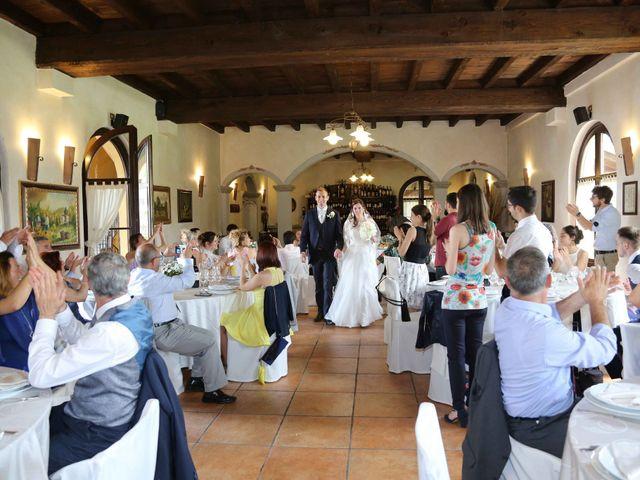 Il matrimonio di Gianmarco e Elisa a Concorezzo, Monza e Brianza 88
