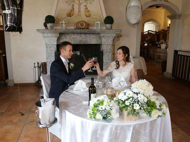 Il matrimonio di Gianmarco e Elisa a Concorezzo, Monza e Brianza 89
