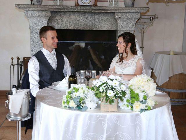 Il matrimonio di Gianmarco e Elisa a Concorezzo, Monza e Brianza 90