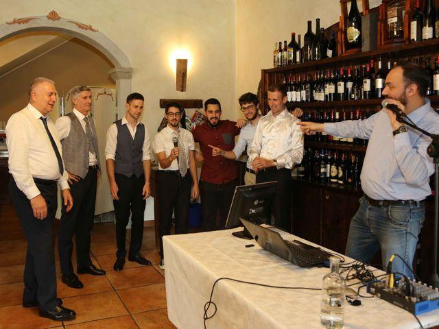 Il matrimonio di Gianmarco e Elisa a Concorezzo, Monza e Brianza 91