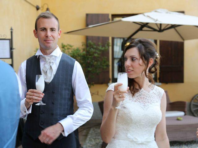 Il matrimonio di Gianmarco e Elisa a Concorezzo, Monza e Brianza 93