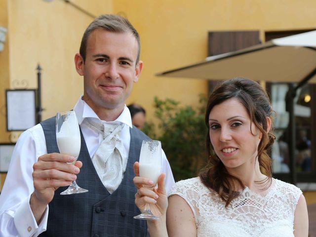 Il matrimonio di Gianmarco e Elisa a Concorezzo, Monza e Brianza 94
