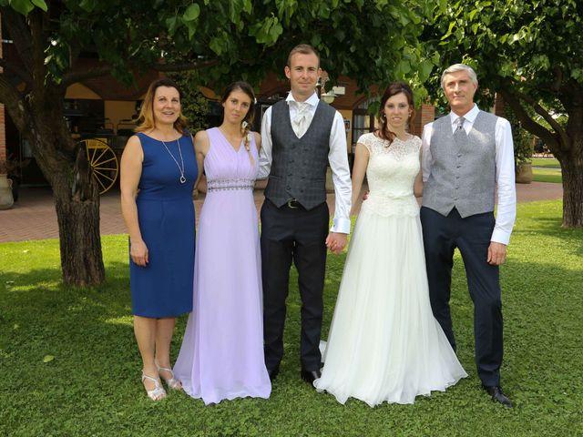 Il matrimonio di Gianmarco e Elisa a Concorezzo, Monza e Brianza 95