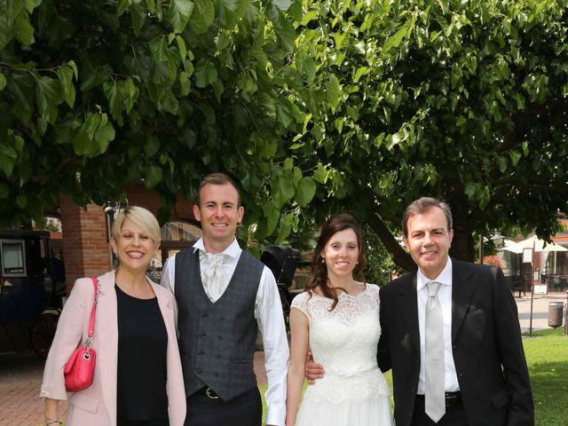 Il matrimonio di Gianmarco e Elisa a Concorezzo, Monza e Brianza 98