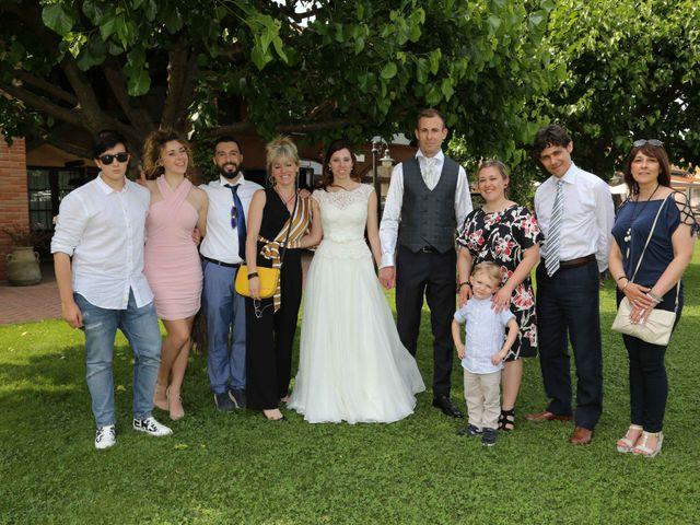 Il matrimonio di Gianmarco e Elisa a Concorezzo, Monza e Brianza 100