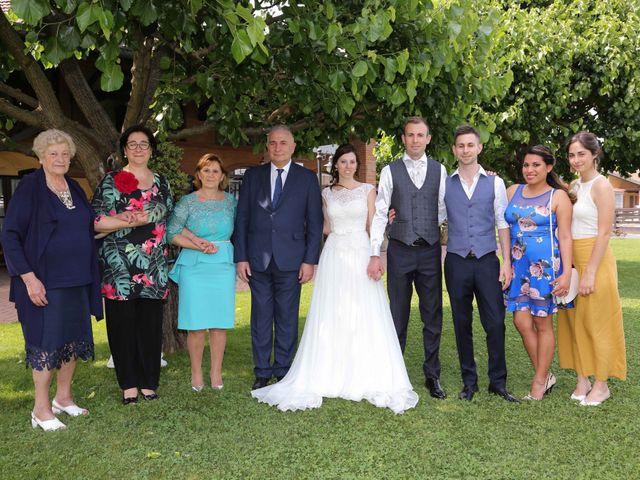 Il matrimonio di Gianmarco e Elisa a Concorezzo, Monza e Brianza 101