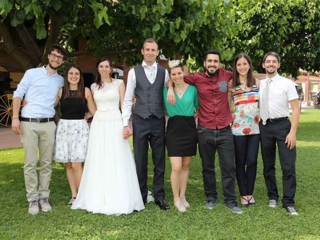 Il matrimonio di Gianmarco e Elisa a Concorezzo, Monza e Brianza 105