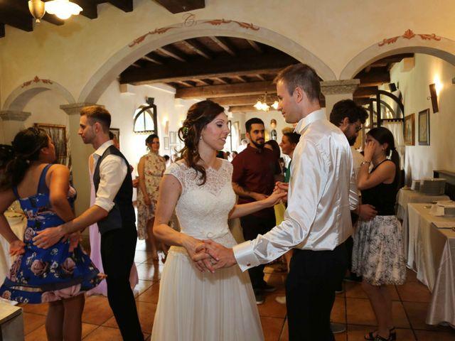 Il matrimonio di Gianmarco e Elisa a Concorezzo, Monza e Brianza 108