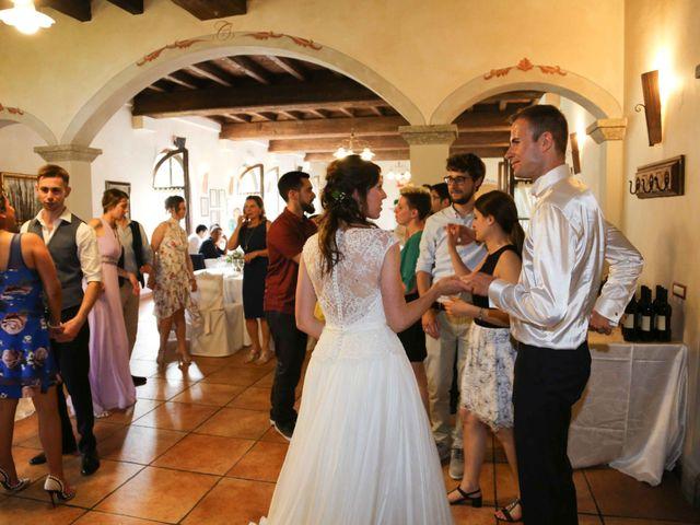 Il matrimonio di Gianmarco e Elisa a Concorezzo, Monza e Brianza 109