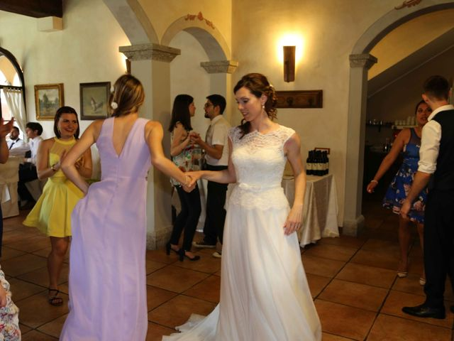 Il matrimonio di Gianmarco e Elisa a Concorezzo, Monza e Brianza 110